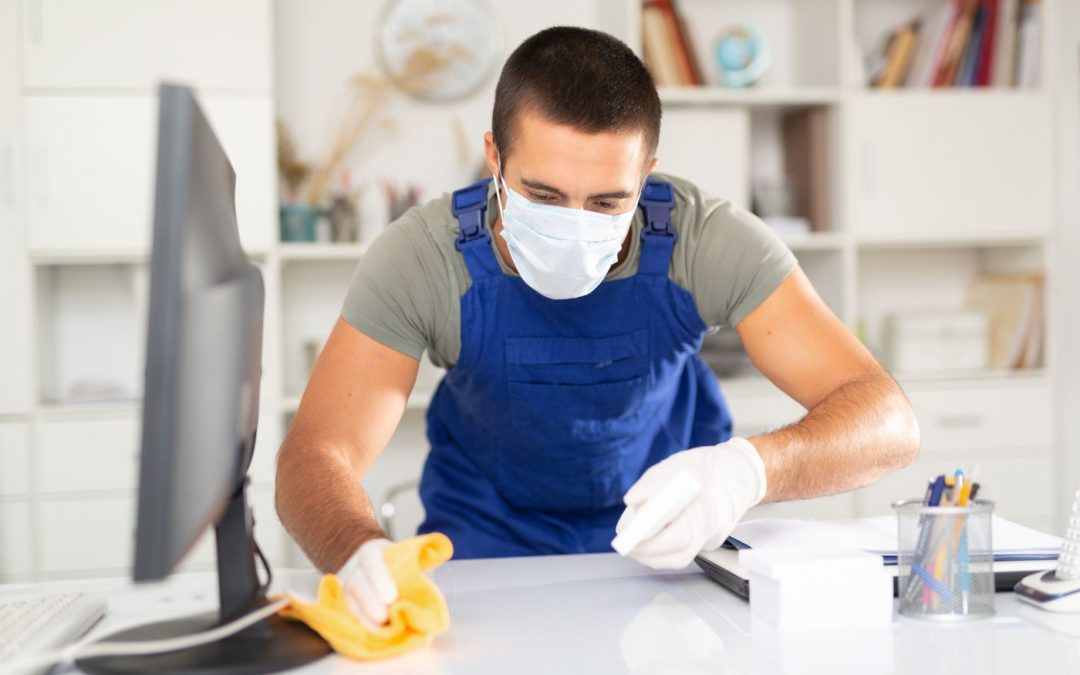 Cleaning vs Disinfecting – What is The Difference?