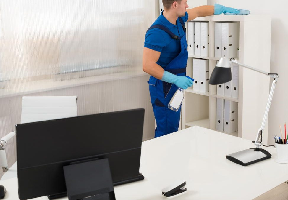 Why You Should Care How Clean Your Office Is