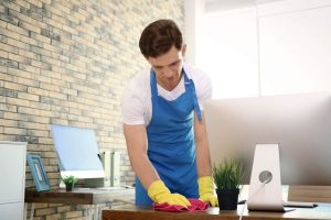 commercial cleaning office 1