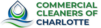commercial cleaners charlotte logo