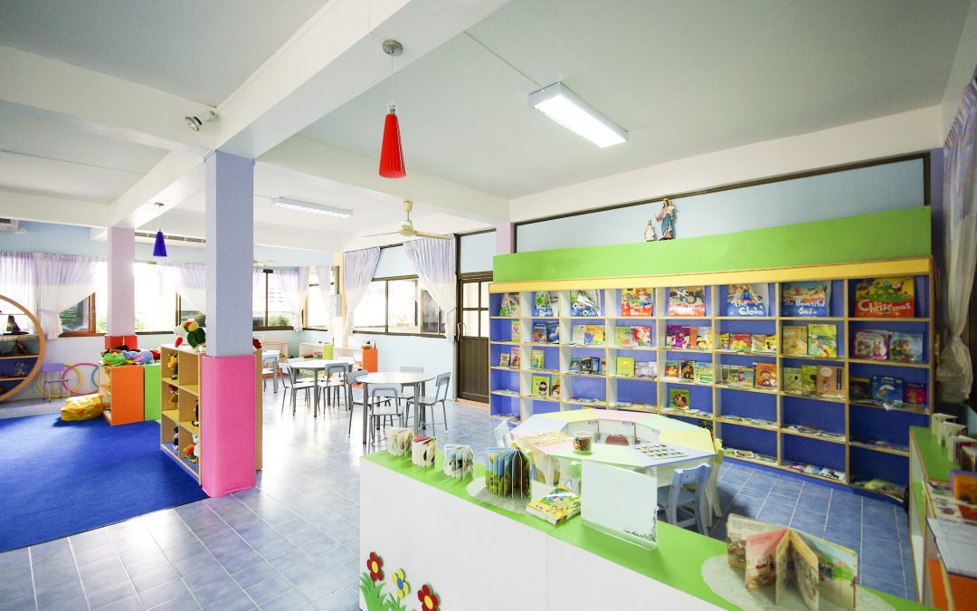 Daycare Cleaning: How Kids are Kept Safe at Daycare